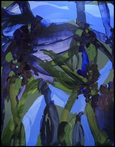 In Water Series - Open Sky - Kerry Armstrong Art