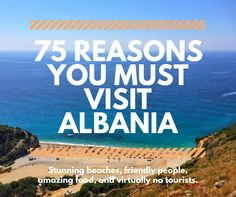 From the Albanian Riviera to its many UNESCO sites, Albania is an off the path gem in Europe. Travel to Albania and see it for yourself - before it changes.