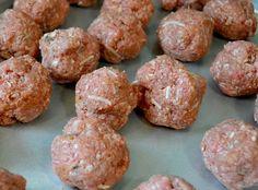 gluten free meatballs Easy Oven Baked Gluten Free Meatballs Recipe