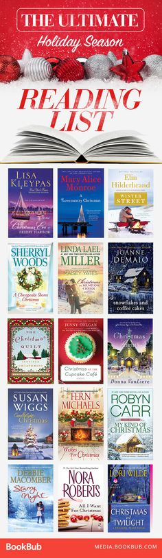 21 Books for Your Ultimate Holiday Reading List A ton of great books to read over the holidays. Must stock up on these for holiday travel and cold winter nights. Great Books To Read, I Love Books, Good Books, My Books, Teen Books, I Love Reading, Reading Lists, Book Lists, Reading Books