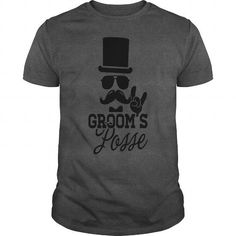 I Love Groom Wedding Marriage Stag Night Bachelor Party  Shirts & Tees