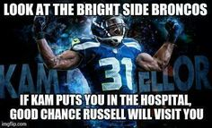 """- Be sure to follow us on Pinterest and """"Like"""" us on Facebook to stay up to date on all things #Seahawks!: https://www.facebook.com/SeattleSeahawksFanHQ"""