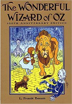 The Wonderful Wizard of Oz: L. Frank Baum: 9781495421860: Amazon.com: Books