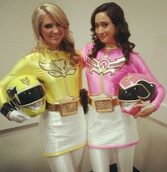 SpannerShark's Blog: Christina Masterson and Ciara Hanna