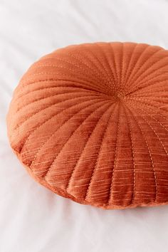 Shop Shelly Round Velvet Pillow at Urban Outfitters today. We carry all the latest styles, colors and brands for you to choose from right here. Orange Throw Pillows, Velvet Pillows, Boho Bedding, Boho Pillows, Urban Outfitters, Mediterranean Decor, Terracota, Round Pillow, Cotton Quilts