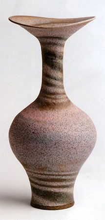 Lucie Rie bottle