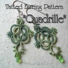 This listing is for the PDF pattern only, not the actual tatted item or a printed pattern.    You need to have some experience at shuttle tatting to