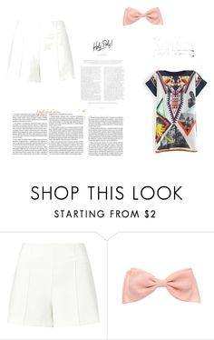 """""""shein contest"""" by zoliy ❤ liked on Polyvore featuring Miss Selfridge"""