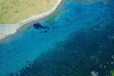 Blue Lake, New Zeland