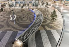 T.C.L - Taylor Cullity Lethlean : Projects : Adelaide Airport