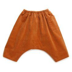Hughs baby trouser – pomme