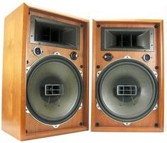 "Pioneer CS-901 speakers a 15"" Coaxial woofer."