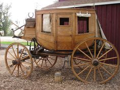 Stagecoach, via Flickr.