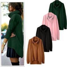 Winter Women Warm Shirts Solid Color Long Sleeve Shirt Shirts Vintage Female Shirt Basic Turtleneck Ladies Tops Sweater Pullover