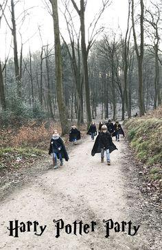 Harry Potter Party ✪ Auf nach Hogwarts!