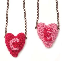 Love Me Tender Necklace | crochet today