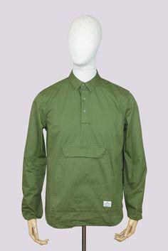 Penfield Adelanto Shirt Olive