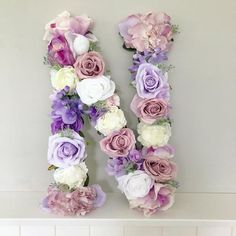 Lavender nursery decor purple and grey top best baby room – maker Nursery Letters, Diy Letters, Decorative Letters For Wall, Flower Letters, Flower Wall, Faux Flowers, Paper Flowers, Lavender Nursery Decor, Room Decor For Teen Girls