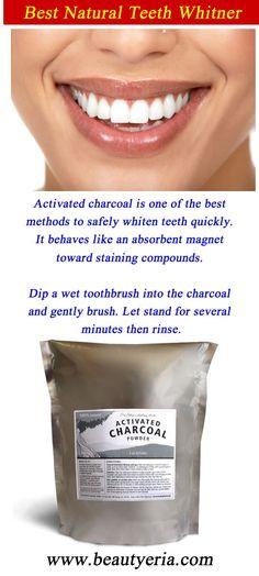 Hmmm... Best natural teeth whitener