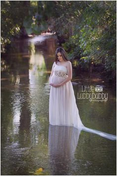 Maternity dress /  Maternity Gown on Etsy, $68.00
