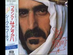 Frank Zappa - Trying' to Grow a Chin