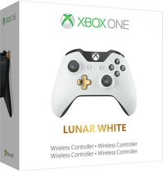Xbox One Lunar White Controller - GameStop Exclusive for Xbox One   GameStop