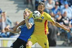 Karlsruhe holt verdienten Punkt in Bielefeld +++  Rehm startet bei Arminia mit einem 0:0