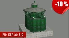 """Sie erhalten das Set """"Pissoir Berlin 1896""""bis zum 02.05.2017 zum Einführungspreis.  Jetzt kaufen: https://eepshopping.de/?view=program_detail&ID_PROGRAM=7751"""
