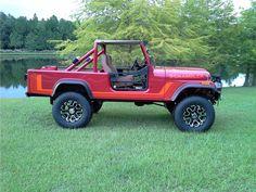 Old Jeep, Jeep Cj, Jeep Truck, Cool Jeeps, Cool Trucks, 4x4, Jeepster Commando, Jeep Scrambler, Barrett Jackson Auction