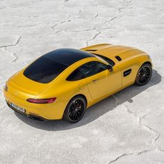 First and foremost, the Mercedes-AMG GT S was designed as sculpture, with sensuous character lines.