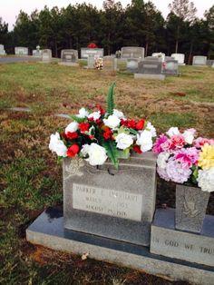 Sons grave site