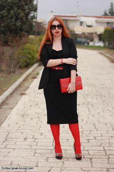 Valentine red 3- outfit - DoYouSpeakGossip.com