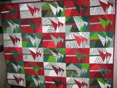 wonky quilts pictures | Thread: Wonky Tree quilt (My last one this year)