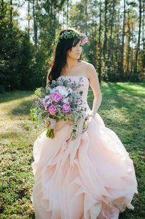 Vera Wang Vw351011 Wedding Dress