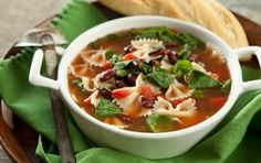 Soups on! Freshen up one of your favorite weeknight go-to dinners with these tips and recipes.