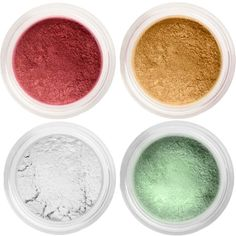 Try our Pick 4 Sampler and find out why SO many of our clients are Bare Minerals converts...   Free shipping and returns.   Samples are generous - typically lasting two weeks.   Minimalist mineral makeup and organic skincare handmade weekly by real humans. Eureka!