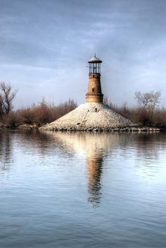 #Lighthouse on the Danube http://dennisharper.lnf.com/