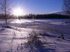 winter scene photographs