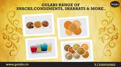 Our Range of Products!!  #gulabs #masala #khakhras #sharbat #snack #food #foodie