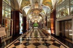 Waldorf-Astoria Hotel - New York City by dbfoto®, via Flickr