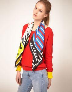 Intemporel : le foulard - Cristina Cordula | Cristina Cordula