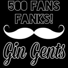 500 fans - fanks! A HUGE thank you to all of those who follow what we do. Gin is our thing and we don't plan on stopping any time soon! 🍸  If you, like us have a passion (not a problem) for gin then we are the gents for you. The Gin Gents offer a bespoke bar service whereby we come to your venue, create gin based cocktails for you and your guests and make your celebration the talk of the town. Follow us to keep updated on the gins we have gulped, the cocktails we have concocted and all…