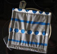 Jatan tapaan : Näin ompelen patalapun Diaper Bag, Diy, Bags, Fashion, Handbags, Moda, Bricolage, Fashion Styles, Diaper Bags
