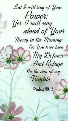 Psalms 59:16