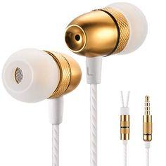75a36e68484 Betron ELR50 Earphones Headphones, Balanced Bass Driven S... https://