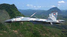 Su. MK-2 Indonesian Air Force