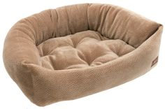 The Jax & Bones Standard Napper Dog Bed is incredibly comfortable and provides hours of deep sleep for your pet. The bed's outer bolsters unzip. Dog Sofa Bed, Bolster Dog Bed, Dog Beds, Snuggle Dog, Large Pet Beds, Support Dog, Leather Bed, Animal Pillows, Medium