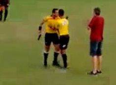 Insolitefoot Football insolite en vidéos et photos #TeamOM: Vidéo insolite Gabriel Murta sort une arme Brumadi...