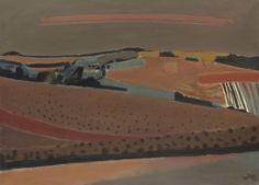 Henri Hayden Vue sur Molien Painters, British