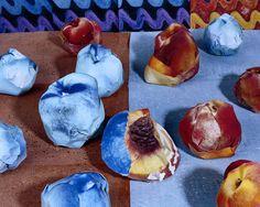 Daniel Gordon, Tangerines in orange and blue